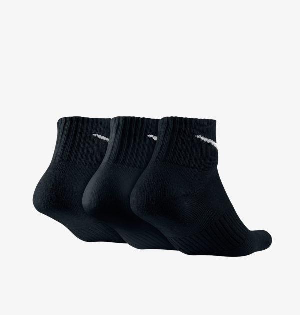 Носки Nike 3PPK Cushion Quarter