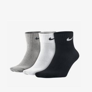 Заказать носки Nike 3PPK Cushion Quarter по скидке в Украине.